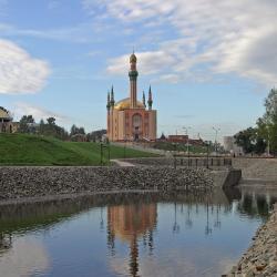Almetyevsk 98 hotels