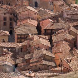 Torres de Albarracín 3 hoteles