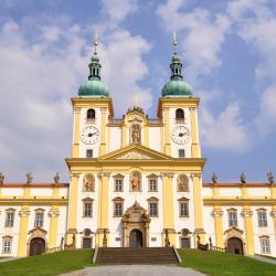 Olomouc 31 accessible hotels