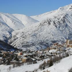 Les Deux Alpes 520 hotels