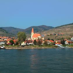 Weißenkirchen in der Wachau 5 Ferienwohnungen