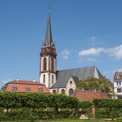 Darmstadt 53 hoteles