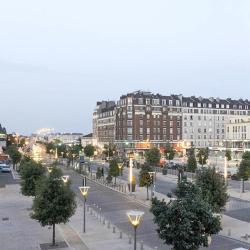 ショワジー・ル・ロワ ホテル17軒