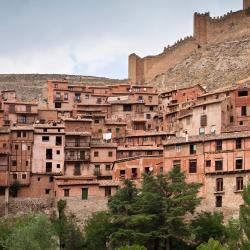 Albarracín 53 hotels