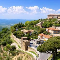 Montalcino 114 hôtels