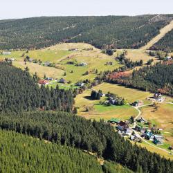 Dolní Malá Úpa 6 guest houses