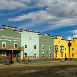 Dawson City 8 hotéis