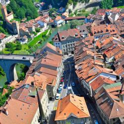 Fribourg 18 hôtels