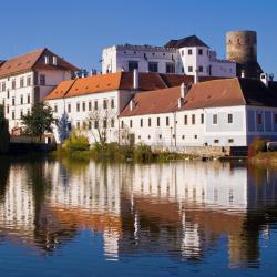 Jindřichův Hradec 58 hotelů