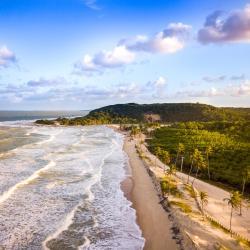 Barra de Camaratuba 4 hotéis