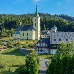 Albrechtice v Jizerských horách 26 hoteli