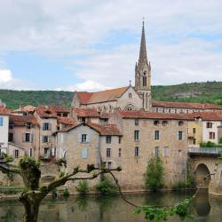 Saint-Antonin 28 hotels