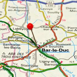 Bar-le-Duc 11 hotels