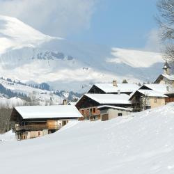 Hauteluce 3 villages vacances