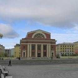 Norilsk 186 hotels