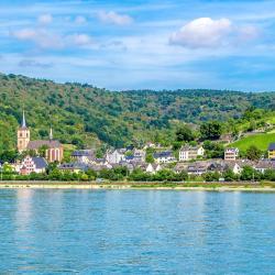 Lorch am Rhein 8 hotels