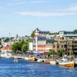 Fredrikstad 4 Ferienwohnungen