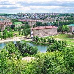 Лениногорск 6 апартаментов/квартир
