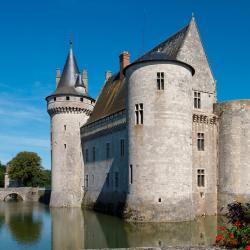 Sully-sur-Loire 11 szálloda