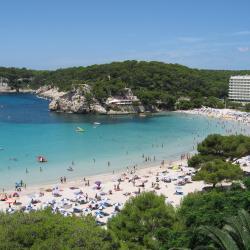Cala Galdana 3 romantic hotels