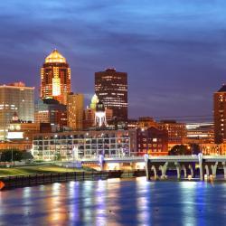Des Moines 55 hotels
