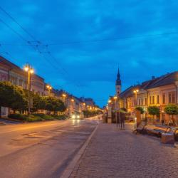 Prešov 5 hotels with a jacuzzi