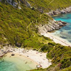 Agios Gordios 104 hotels
