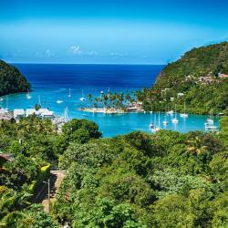 Marigot Bay 22 hotels