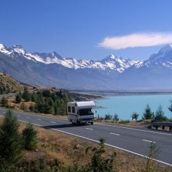 Mount Cook Village 6 hotels