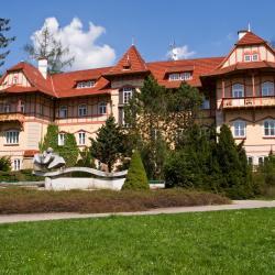 Luhačovice 75 hotelů