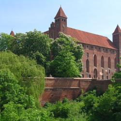 Gniew 2 hotele