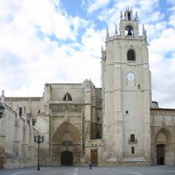 Palencia 18 hoteles
