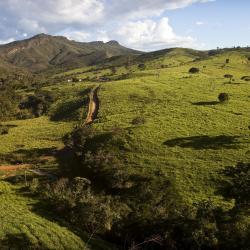 Monte Sião 16 hotéis