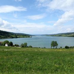 Clairvaux-les-Lacs 10 hôtels