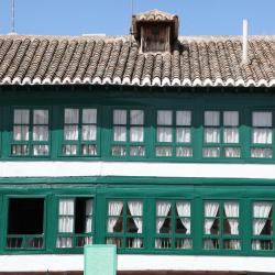Almagro 7 country houses