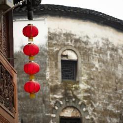 Huangshan 65 hoteller