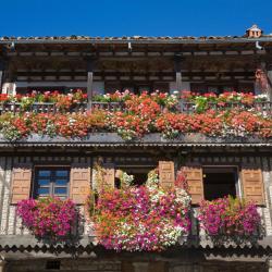 Ла-Альберка 5 апартаментов/квартир
