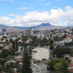 Tegucigalpa 95 hotels