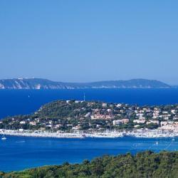 Cavalaire-sur-Mer 3 luxury hotels