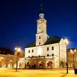 Gliwice 96 hoteli