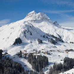 Warth am Arlberg 43 hotels
