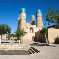 Bukhara 6 Boutique Hotels