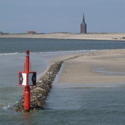 Wangerooge 154 Ferienwohnungen