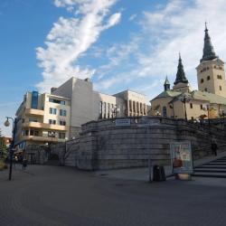 Žilina 10 hotels with a jacuzzi