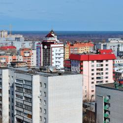 Сыктывкар 174 отеля