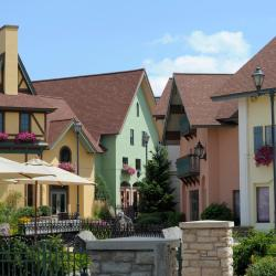 Frankenmuth 7 hotels