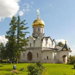 Zvenigorod 20 spa hotels