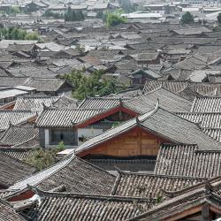 Langzhong 13 отелей