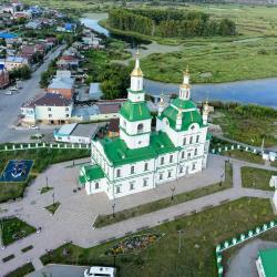 Ялуторовск 3 отеля