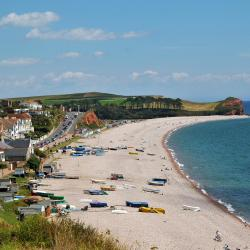 Budleigh Salterton 4 hotels with a jacuzzi
